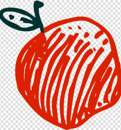 sketched red apple clipart red firkin clip art [ 900 x 900 Pixel ]