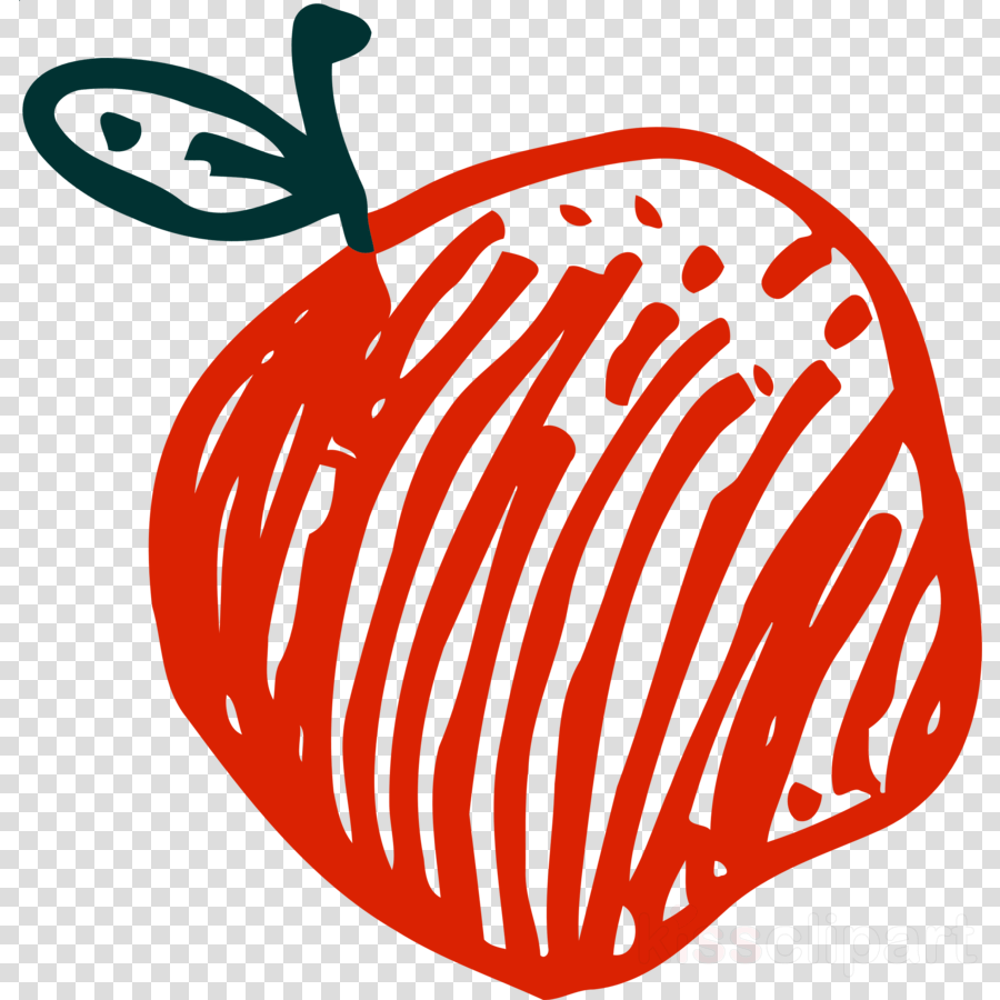 hight resolution of sketched red apple clipart red firkin clip art