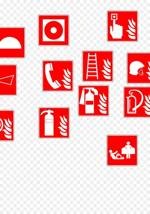 small resolution of fire alarm sign clipart fire alarm system fire safety alarm device
