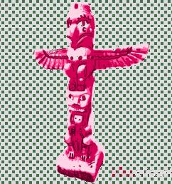 totem clipart totem pole symbol [ 900 x 900 Pixel ]