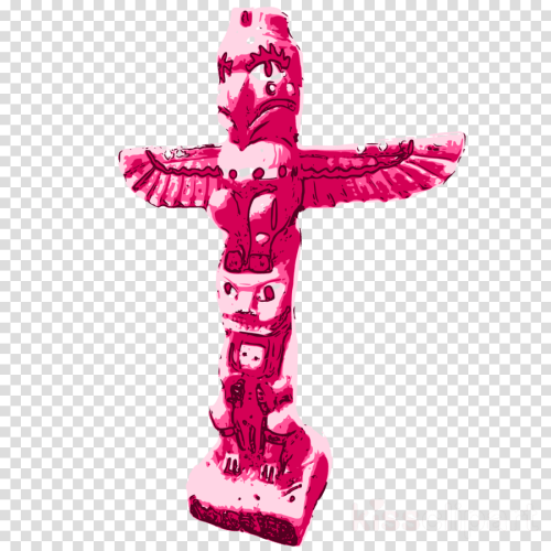 small resolution of totem clipart totem pole symbol