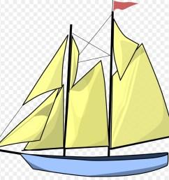 yacht clipart sailboat yacht clip art [ 900 x 880 Pixel ]