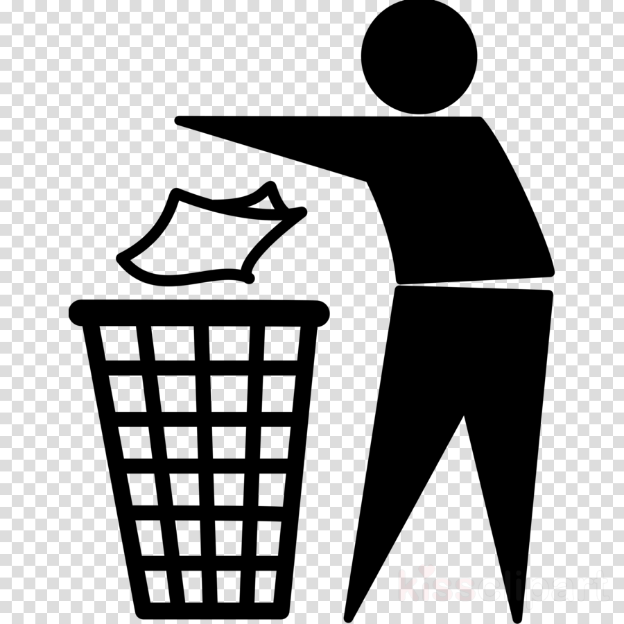 medium resolution of recycle man logo vector clipart recycling symbol rubbish bins waste paper baskets