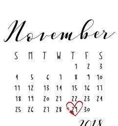november 2018 announcement calendar clipart calendar date 0 [ 900 x 1165 Pixel ]