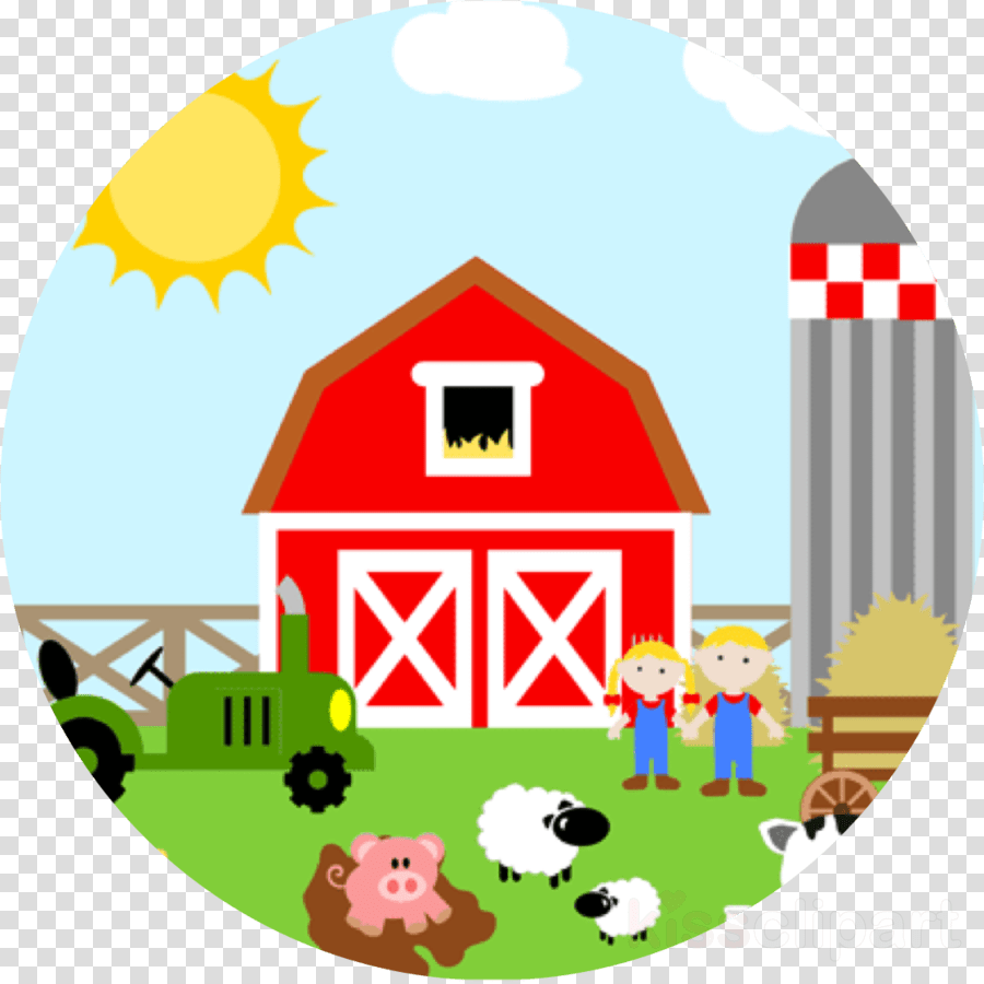 hight resolution of farm gate to dinner plate clipart farm barn clip art