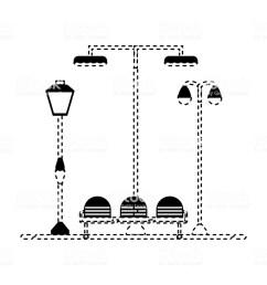street clipart street light fotolia [ 900 x 900 Pixel ]