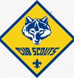 cub scouts clipart boy scouts of america scouting cub scout [ 900 x 900 Pixel ]