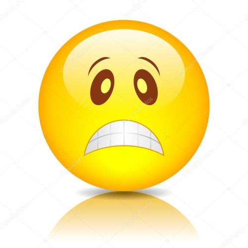 small resolution of korkak y z ifadeleri clipart smiley emoticon clip art