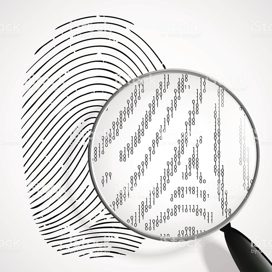 medium resolution of magnifying glass clipart fingerprint magnifying glass