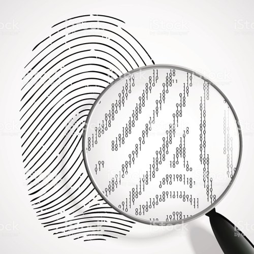 small resolution of magnifying glass clipart fingerprint magnifying glass