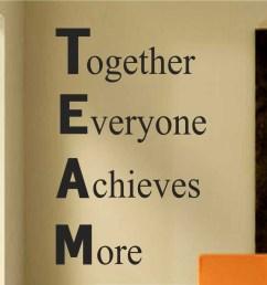 team work quotes clipart work motivation teamwork [ 900 x 900 Pixel ]