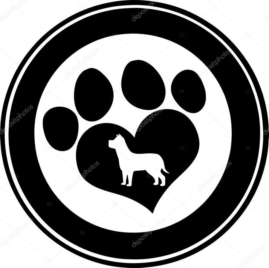medium resolution of silhouette dog clipart dog royalty free clip art