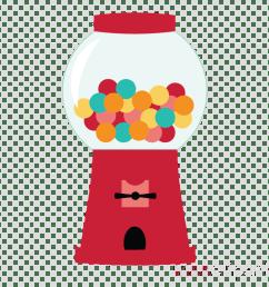 gumball machine clip art clipart chewing gum gumball machine clip art [ 900 x 900 Pixel ]