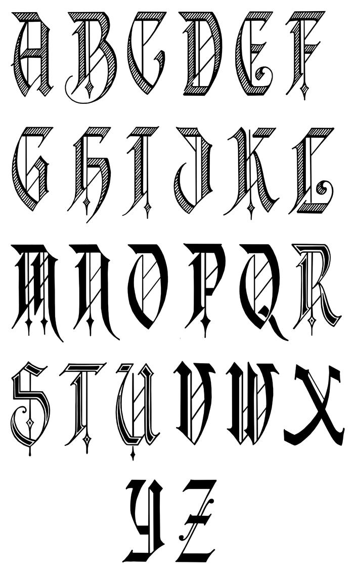 medium resolution of gangster letters clipart letter alphabet graffiti