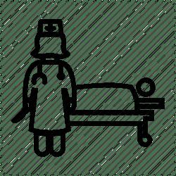 Hospital Cartoon clipart Hospital White Black transparent clip art