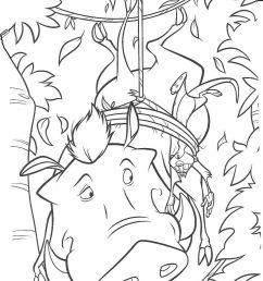 the lion king clipart lion mufasa simba [ 900 x 1263 Pixel ]