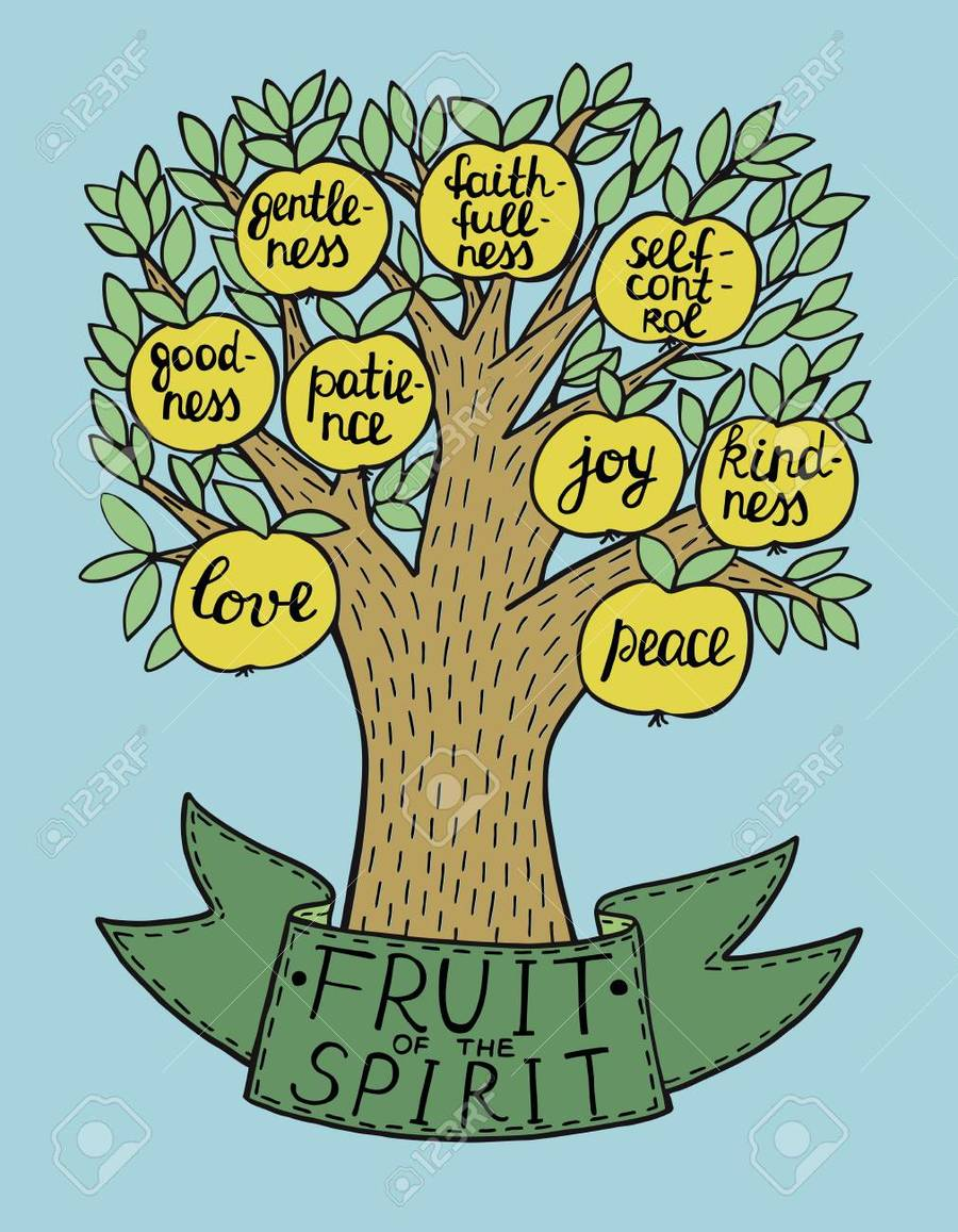 hight resolution of fruit of the spirit quote clipart bible fruit of the holy spirit the fruit of the