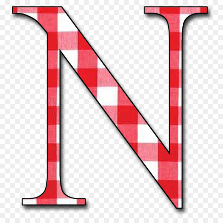 hight resolution of letter n with no background clipart letter case n