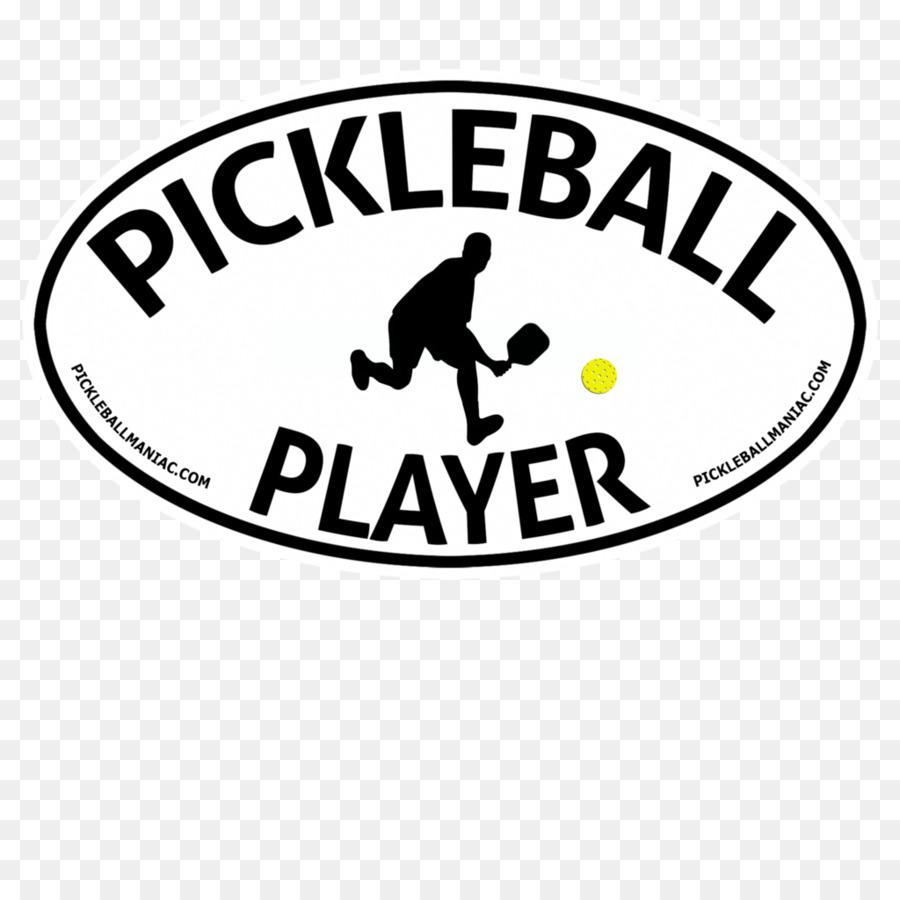 medium resolution of pickleball player 2 rectangle car magnet clipart car logo brand