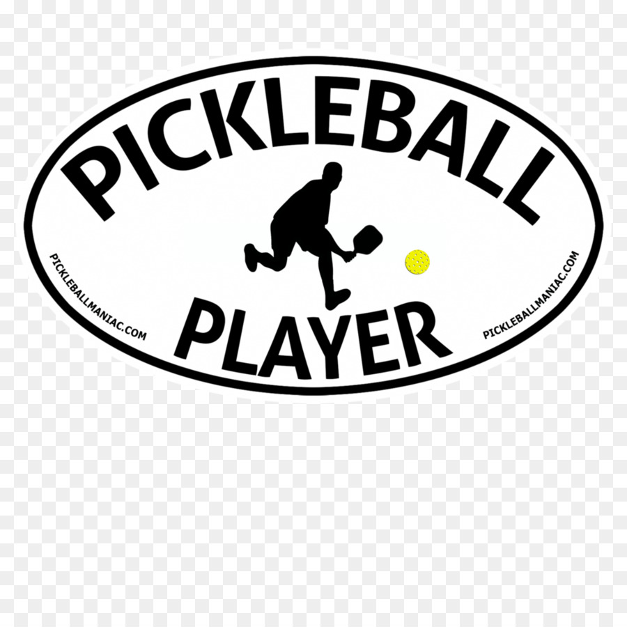 hight resolution of pickleball player 2 rectangle car magnet clipart car logo brand