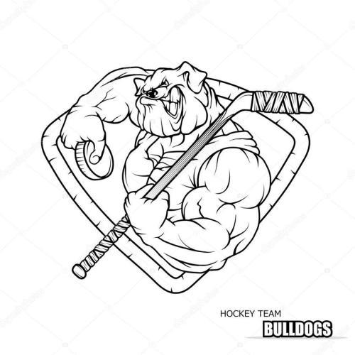 small resolution of hockey clipart royalty free hockey team