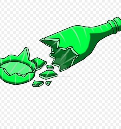 broken glass bottle drawing clipart glass bottle drawing clip art [ 900 x 900 Pixel ]