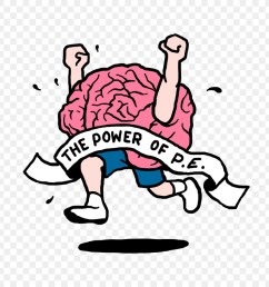 power pe clipart the power of p e physical education [ 900 x 900 Pixel ]