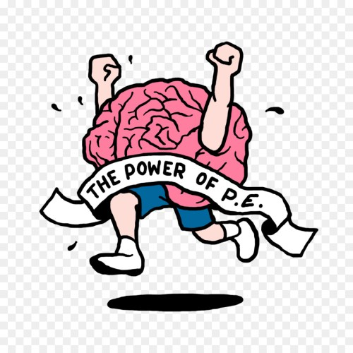 small resolution of power pe clipart the power of p e physical education