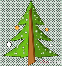 christmas tree clipart christmas tree fir spruce [ 900 x 900 Pixel ]