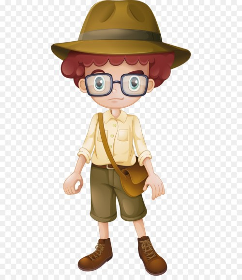 small resolution of safari boy clipart stock photography royalty free