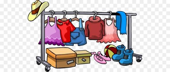 Shopping Cartoon clipart Clothing Dress Cartoon transparent clip art