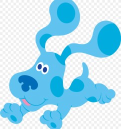 blues clues png clipart blue s birthday adventure slippery soap [ 900 x 1000 Pixel ]