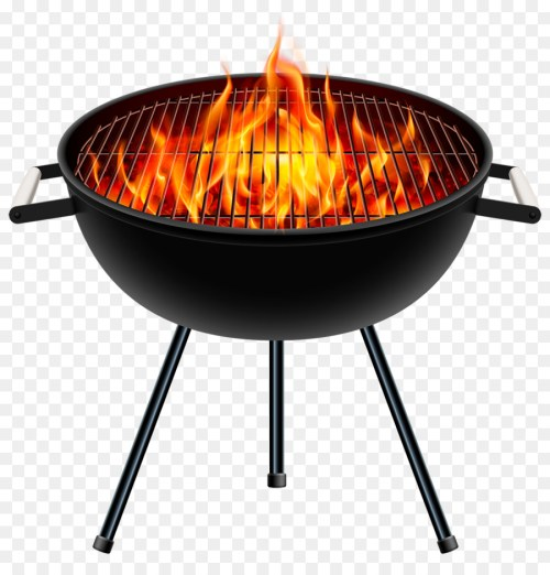 small resolution of bbq grill vector clipart barbecue grill