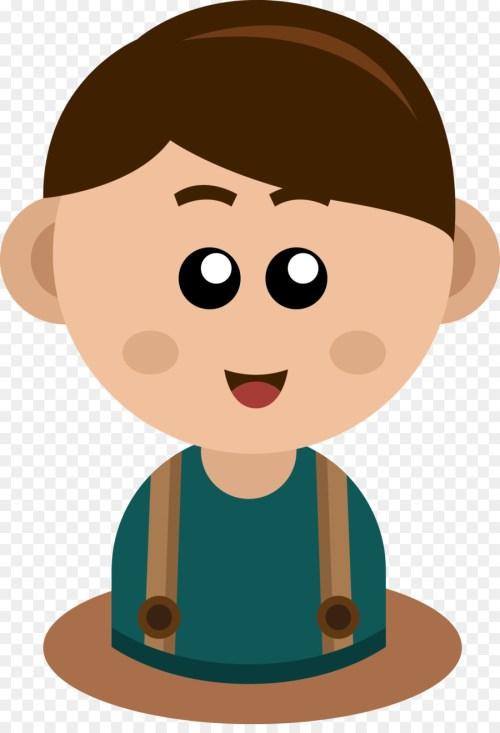 small resolution of transparent boy vector clipart kid vector clip art