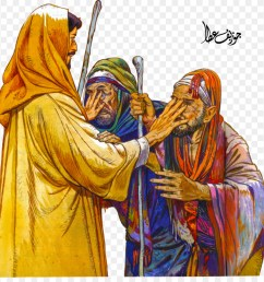jesus heals two blind men clipart miracles of jesus healing the paralytic at capernaum healing the [ 900 x 920 Pixel ]