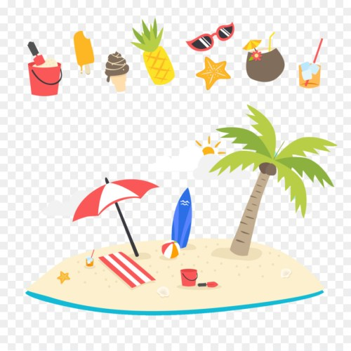 small resolution of summer beach png clipart beach
