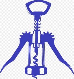 download wine bottle opener clip art clipart wine corkscrew clip art wine beer bottle [ 900 x 960 Pixel ]