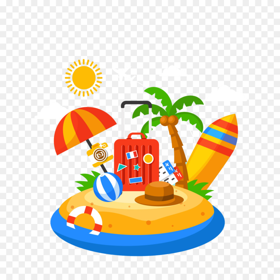 hight resolution of tour travels png vector clipart package tour