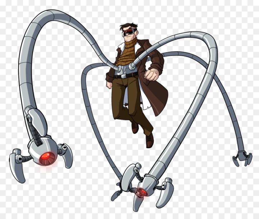 download doctor octopus dibujo
