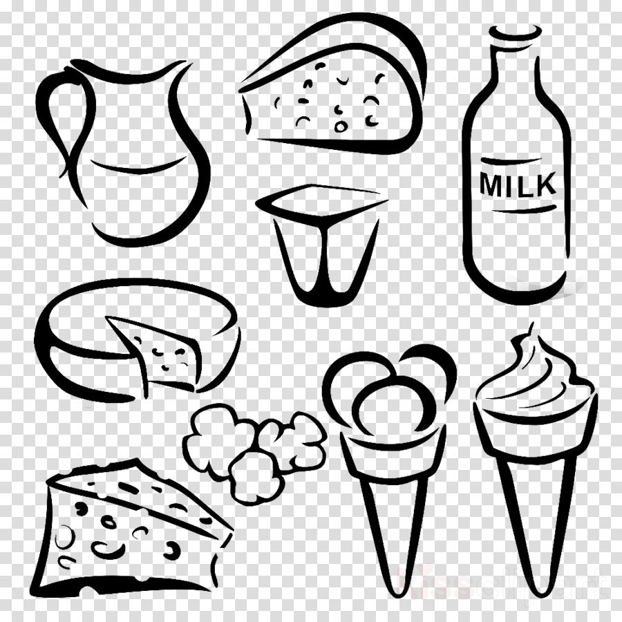 medium resolution of dairy products clipart milk dairy products milk products clip art