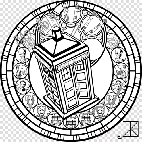 small resolution of dr who line art clipart the doctor tenth doctor twelfth doctor