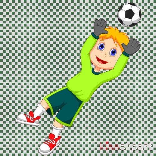 small resolution of animated boy playing football clipart football cartoon clip art