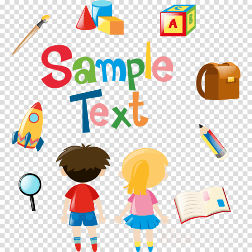 small resolution of school kids graphic clipart royalty free child