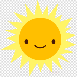 transparent cartoon clipart sun drawing leaf icon smile illustration smiley library emoticon happiness circle clip line 123clipartpng kissclipart
