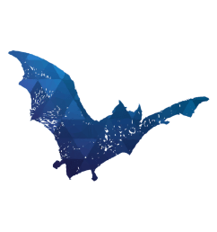 bat silhouette clipart bat [ 900 x 900 Pixel ]