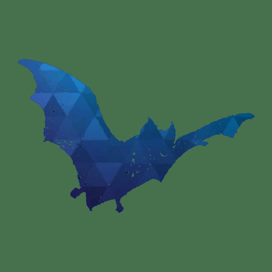 medium resolution of bat silhouette clipart bat