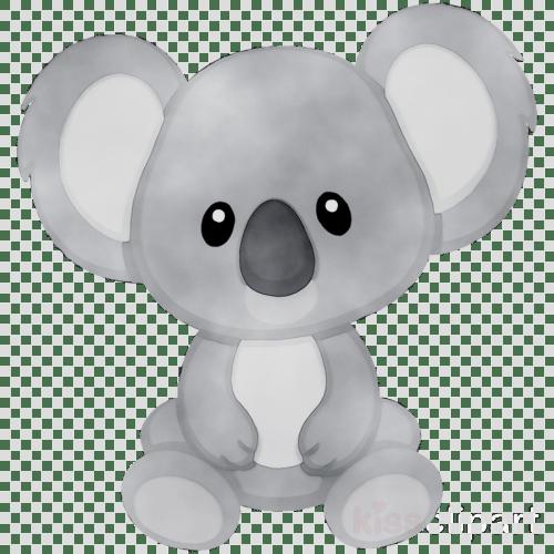 small resolution of koala bear clipart baby koala bear