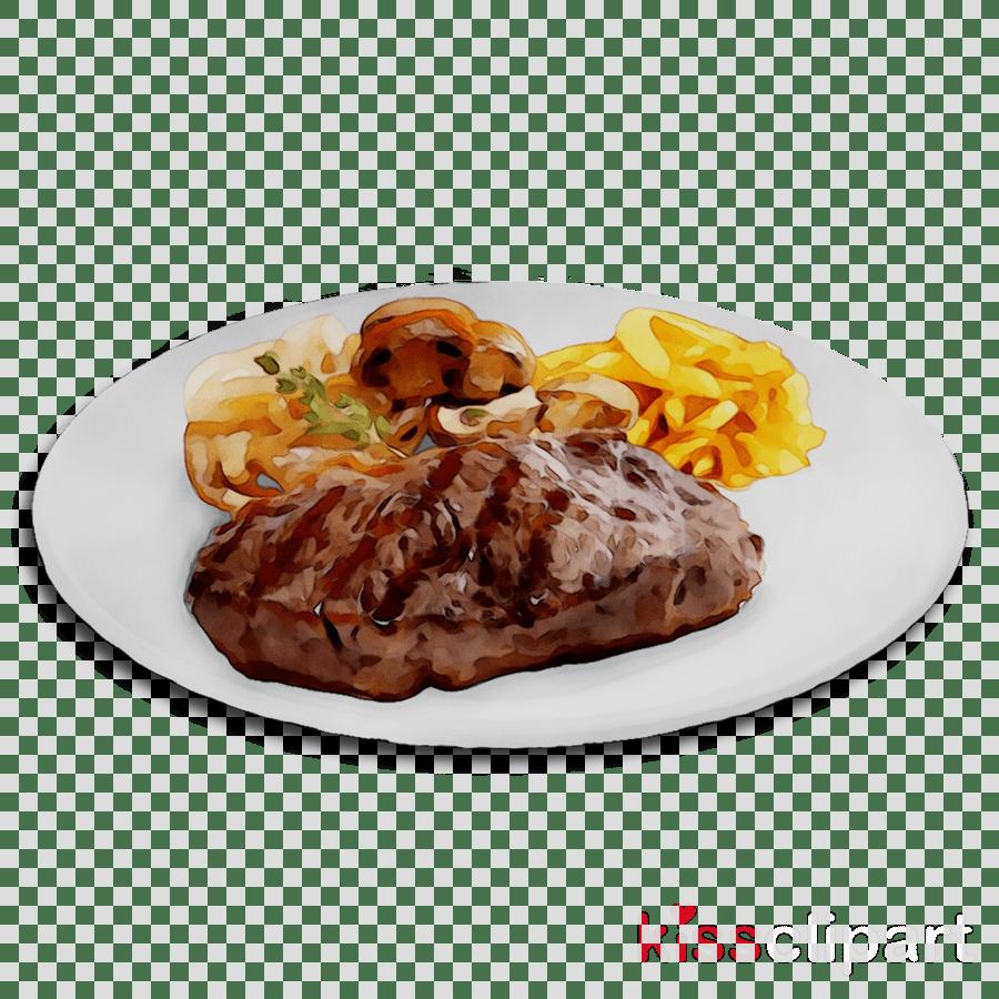 medium resolution of fried food clipart sirloin steak rib eye steak
