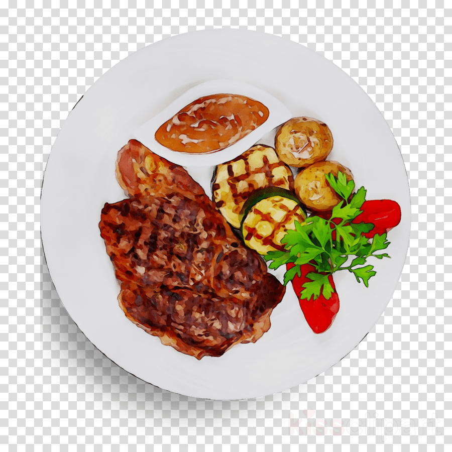 hight resolution of fried food clipart roast beef beefsteak