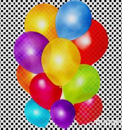 balloon clipart balloon birthday party [ 900 x 900 Pixel ]